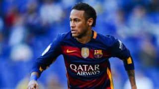La Liga 2015-16: Barcelona travel to Eibar without Neymar