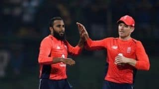 Eoin Morgan has had a big positive on me: Adil Rashid