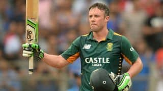 AB de Villiers autobiography to be released on September 8