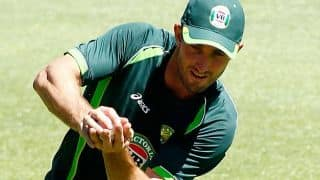 Shaun Marsh to join Australia squad as backup for Shane Watson