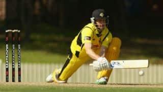 Matador Cup Final: Western Australia vs New South Wales live cricket score