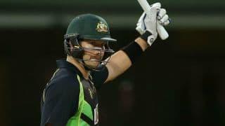 T20 World Cup 2016: Virat Kohli congratulates Shane Watson on incredible career