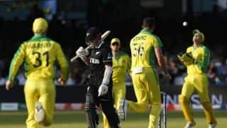 New Zealand batting hurting their World Cup aspirations