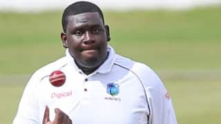Rahkeem Cornwall gets Maiden Test call as West Indies announces 13-man squad against India
