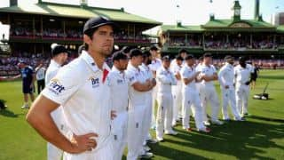 Alastair Cook's new-look England seek home comfort against Sri Lanka