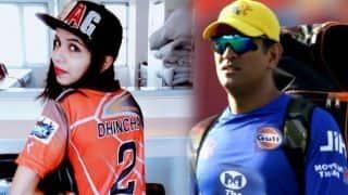 ढिंचैक पूजा हुई चेन्नई सुपर किंग्स की फैन, बना डाला ये गाना