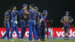 IPL 2017: Rising Pune Supergiant (RPS) manage 160/6 vs Mumbai Indians (MI) in IPL 10, Match 28