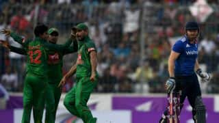 Bangladesh vs England, 3rd ODI: ECB turns down BCB's offer of reserve day as rain threatens series decider
