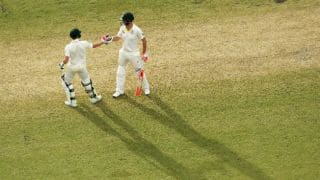 Steven Smith 239, Mitchell Marsh 181; Australia bat England out of contest before lunch