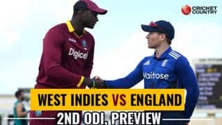 West Indies vs England 2nd ODI, Preview: Visitors eye series win