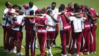India vs West Indies 2014: West Indies players practice in Delhi