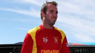 Brendan Taylor found sleeping at the back of a working man's car