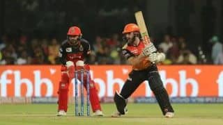 IPL 2019, RCB vs SRH: It would've been nice to get 10-15 runs in the first innings: Kane Williamson