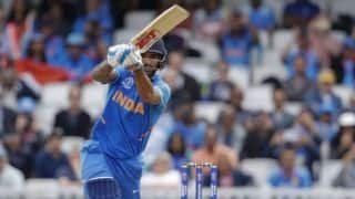 Cricket World Cup 2019: Incredible that Dhawan batted as if there was no pain – Gavaskar