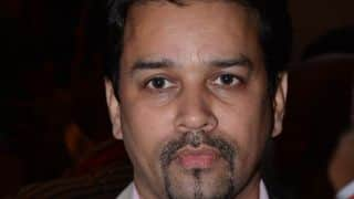 BCCI-PCB to have second round of talks about India-Pakistan series, says Anurag Thakur