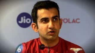 DDCA secretary says Gautam Gambhir will take all key cricketing decisions
