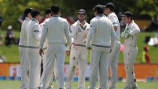 Live Cricket Score, New Zealand vs Pakistan, 1st Test Day 3 at Christchurch: New Zealand pace their way into the game