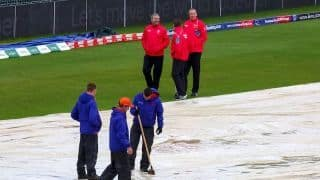 Cricket World Cup 2019: Second straight Bristol washout gives Sri Lanka, Bangladesh one point each