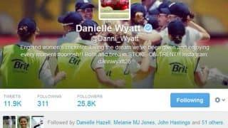 Virat Kohli gets marriage offer from England woman cricketer Danielle Wyatt on Twitter!