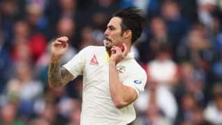 Ashes 2015: Darren Lehmann praises Mitchell Johnson for good crowd focus