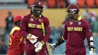 Gayle, Samuels return to WI ODI squad for ENG series