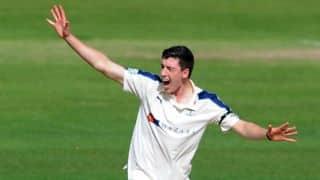 England Under-19 team here to win: Matthew Fisher