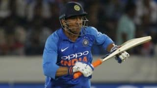 MS Dhoni's contribution in ICC World Cup is going to be massive, feels Sunil Gavaskar