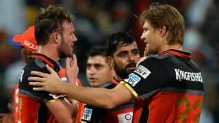 Shane Watson wants AB de Villiers to join Sydney Thunder