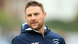 Brendon McCullum slams BPL organisers for poor pitches in Dhaka