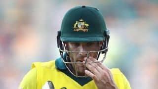 India vs Australia, 1st ODI: We were 20-30 runs short: Says Aaron Finch