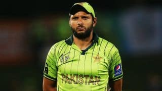 Afridi lacks in knowledge regarding Kashmir situation, says Shukla