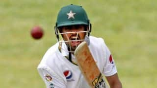 Babar Azam ruled out of the series due to injury