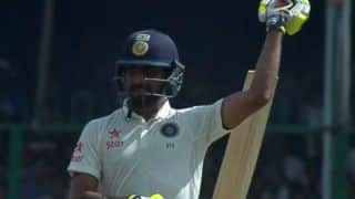 IND v NZ 1st Test, Highlights, Day 4: Jadeja's fencing skills, Ashwin's 200th and other highlights