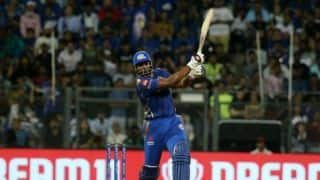 IPL 2019, MI vs KXIP: Kieron Pollard blitz overpowers KL Rahul ton as Mumbai Indians beat Kings XI Punjab in a last-ball thriller