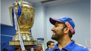 IPL 2020 Final, MI vs DC 2020: Rohit Sharma Spells His Success Mantra After Mumbai Indians Record-Extending 5th Title, Says 'I Don't Run Behind My Players With Stick in Hand'