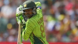 Pakistan vs Scotland T20Is: Haris Sohail replaces Babar Azam