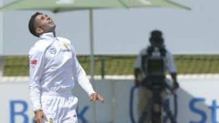 केशव महाराज के आठ विकेट लेने से खुश है श्रीलंकाई कोच