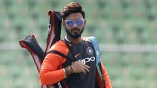 Ashish Nehra gives 5 reasons why Rishabh Pant should be in India's World Cup 2019 squad
