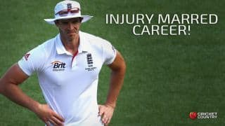 Chris Tremlett: A promising career cut short by series of injuries