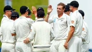 Live Cricket Score Pakistan vs New Zealand, 1st Test at Abu Dhabi, Day 4
