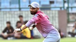 Mohammed Shami beats all odds; makes it to Delhi's XI