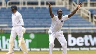 India vs West Indies 2nd Test: Kemar Roach backs West Indies to hang in for two days at Sabina Park