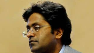 BCCI to finalise IPL cases on Lalit Modi soon