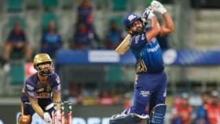 IPL 2020 KKR vs MI:  Rohit becomes the first player to aggregate 900+ runs in the IPL against an single opponent