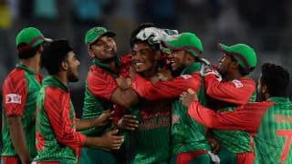 Bangladesh defeat Sri Lanka by 163 runs to register their biggest ODI win