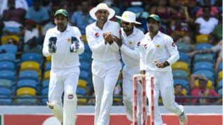 Pakistan vs West Indies, 2nd Test, Barbados, tea: Pakistan put West Indies in further trouble despite Roston Chase's fifty