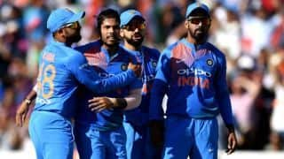 India vs England : forecast of rain looms over final Odi