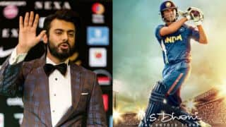 Contrary to speculations, Fawad Khan was never part of MS Dhoni's biopic