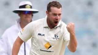 जोन होलैंड की घातक गेंदबाजी, इंडिया ए को मिली 98 रन से हार