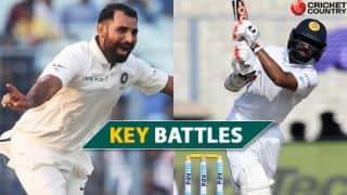 India vs Sri Lanka, 2nd Test at Nagpur: Virat Kohli vs Niroshan Dickwella and other key clashes